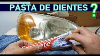 Download Funciona la pasta de dientes para pulir faros delanteros?? Video