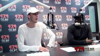 Download Machine Gun Kelly Explains How He Had To Check Diddy Video