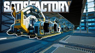 Download Doubling Outputs! Assembler Factory! Satisfactory Gameplay Video