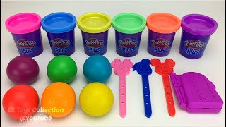 Download Making 3 Ice Cream out of Play Doh and Learn Numbers | Surprise Toys LOL Kinder Surprise Eggs Video