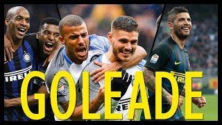 Download Le Goleade più belle dell'Inter • Le partite dal 2013 al 2018 Video