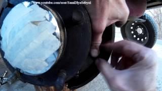 Download Замена задних тормозных колодок НИВА сп.1 Сами меняем тормозные колодки НИВЫ Video