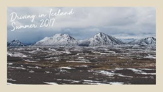 Download Driving in Iceland (Ring road) + Sights | Summer June 2017 Video