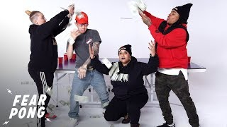 Download Jay Park Plays Fear Pong With Hip-Hop Artists | Fear Pong | Cut Video