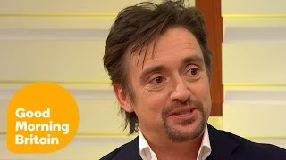 Download Richard Hammond Prepares for The Grand Tour | Good Morning Britain Video
