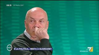 Download Omnibus - E la politica... resta a guardare? (Puntata 22/03/2017) Video