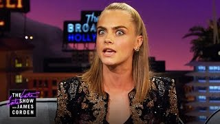 Download Cara Delevingne Pranked Some of Taylor Swift's Squad Video