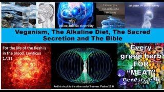 Download Veganism, The Alkaline Diet, Raising The SacredSecretion & The Bible Video