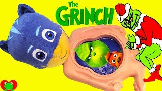 Download Preschool Learn Numbers Dr. Seuss The Grinch Stole Christmas PJ Masks Catboy Belly Video