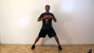 Download How to do a Side Lunge Video