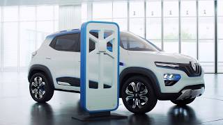 Download 2018 Renault k-ze // b-roll Video