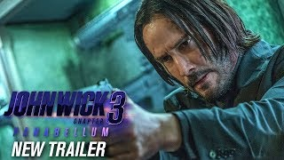 Download John Wick: Chapter 3 - Parabellum (2019 Movie) New Trailer – Keanu Reeves, Halle Berry Video