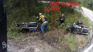 Download harley davidson owners ride off cliff Video