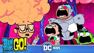Download Teen Titans Go! | Starfire's Knowledge Attack | DC Kids Video