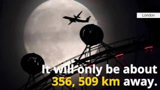 Download Will South Africa see the biggest 'supermoon' in 68 years? Video