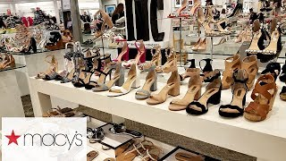 Download MACY'S SHOP WITH ME SHOES HEELS JESSICA SIMPSON MICHAEL KORS KATY PERRY WALK THROUGH 2018 Video
