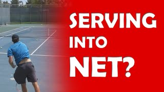 Download 3 Reasons Your Serve Goes Into Net | COMMON MISSES Video