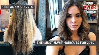 Download The 'MUST HAVE' Haircuts for 2019 - EPISODE 2 with @Lucycameron Video