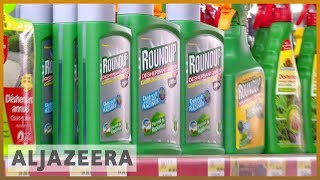 Download 🇺🇸 US jury orders Monsanto to pay $289m in Roundup cancer trial | Al Jazeera English Video