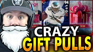 Download CRAZY GIFT PULLS!! SO MANY GIFTS - MADDEN 17 ULTIMATE TEAM PACK OPENING Video