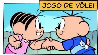 Download Jogo de Vôlei | Turma da Mônica Video