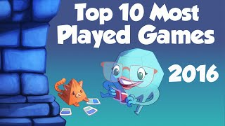 Download Top 10 Most Played Games Video