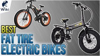 Download 10 Best Fat Tire Electric Bikes 2018 Video