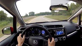 Download 2015 Honda Fit EX (6-Speed Manual) - WR TV POV Test Drive Video