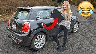 Download DRIFTING MY GIRLFRIENDS CAR!!! Video