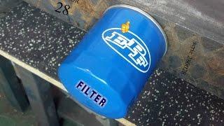 Download 5 Ways loosen engine oil filter Video