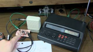 Download #163: Automatic Volume Level Control circuit demonstration | scanner Video