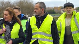 Download Reporters: What do France's 'Yellow Vest' protesters want? Video