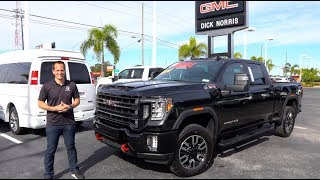 Download Is the 2020 GMC Sierra 2500HD AT4 the BEST off road TRUCK money can BUY? Video