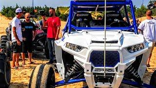 Download 400HP Polaris RZR Z1 Turbo UTV Invasion Silver Lake Dunes Video