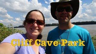 Download Cliff Cave Park, St. Louis, MO Video