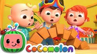 Download London Bridge is Falling Down | CoCoMelon Nursery Rhymes & Kids Songs Video