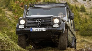 Download G-class 300 CDI Professional W461 off-road Video