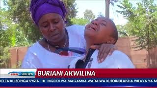 Download Akwilina Akwiline azikwa kijijini kwao Marangu Video