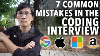 Download 7 Common Mistakes in the Coding Interview (for Software Engineers) Video