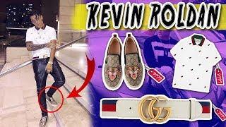 Download El CANTANTE que solo usa GUCCI? Kevin Roldan, cuánto cuesta su outfit? Video