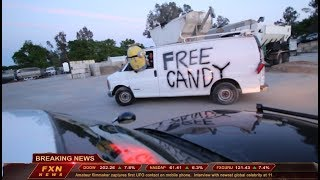 Download Hero Cops Takedown Creepy Van In The Act! Insane Highspeed Police Chase! Video