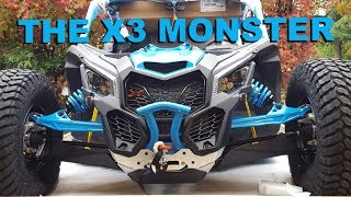 Download 2018 Can-Am Maverick X3 X RC Turbo R Rock Crawler first one out of the crate ″MONSTER″ Video