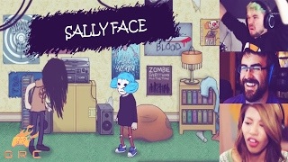sally face characters portrayed by vines Free Download Video MP4 3GP