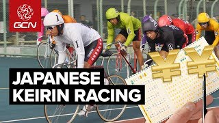 Download Cycling's Billion Dollar Races - The Fascinating World Of Japanese Keirin Video
