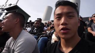 Download Raiders vs. Panthers **Fan Reaction in Stadium Highlight* Video