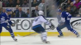 Download Kadri slips behind everyone, scores on a perfect backhand Video