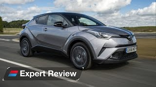 Download Toyota C-HR 2016 SUV review Video