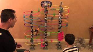 Download Marble Run Time Lapse Build Video