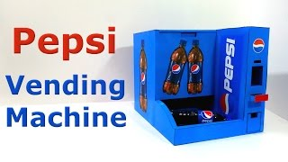 Download How to make Pepsi Vending Machine Video