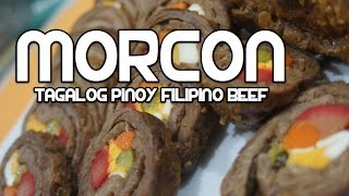 Download Paano magluto Morcon Recipe - Filipino Tagalog Pinoy Video
